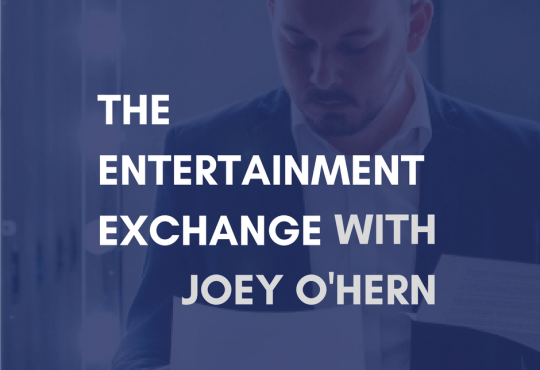The Entertainment Exchange with Joey O'Hern: Megyn Kelly's Moment