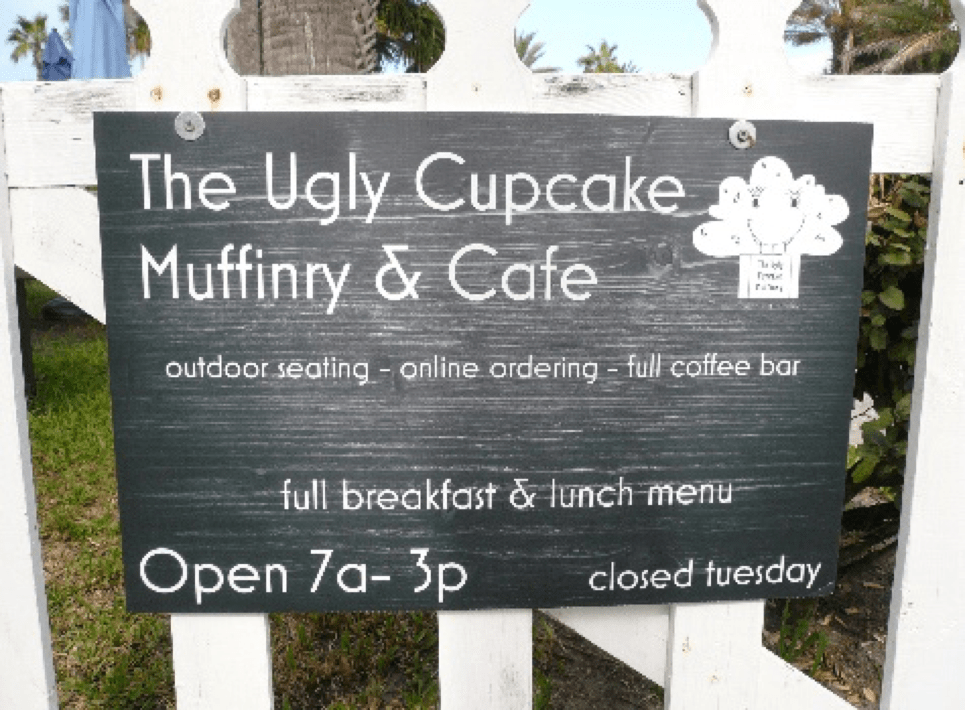 The Ugly Muffinry