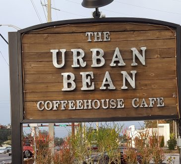 The Urban Bean Coffeehouse Cafe, photo by Ann Johnson