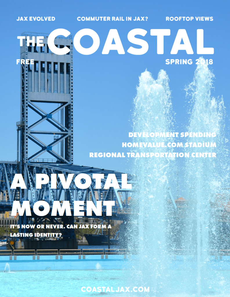 The Coastal Spring 2018 Issue