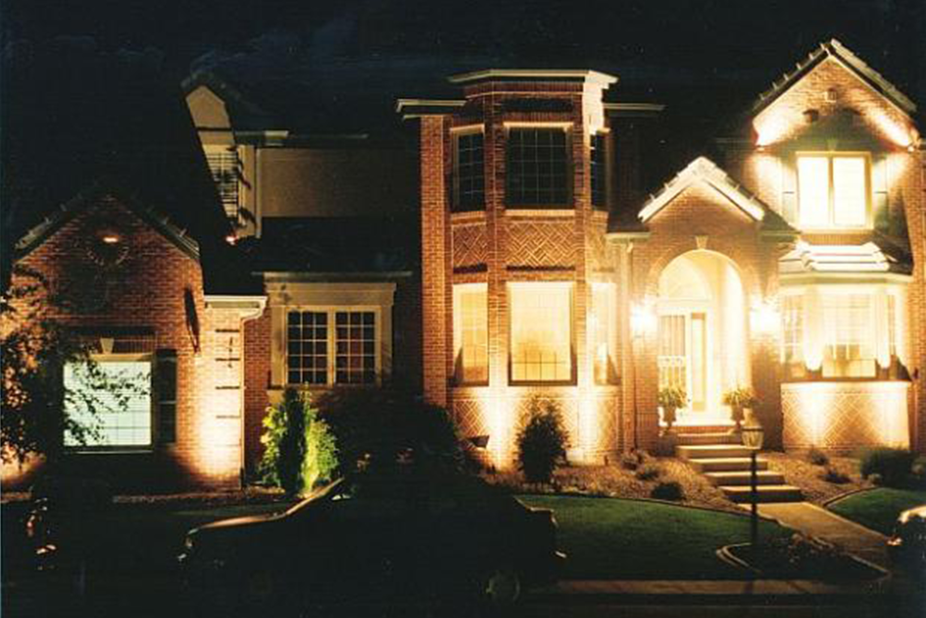 outdoor led lighting gallery