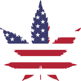 US Flag Cannabis link to united-states for Coastal Mary Seeds
