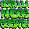 Gorilla Whore Breath by Weedasec for Coastal Mary Seeds
