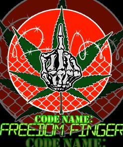 Freedom Finger from Goblin Garden for Coastal Mary Seeds