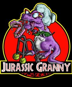Jurassic Granny from Goblin Garden for Coastal Mary Seeds