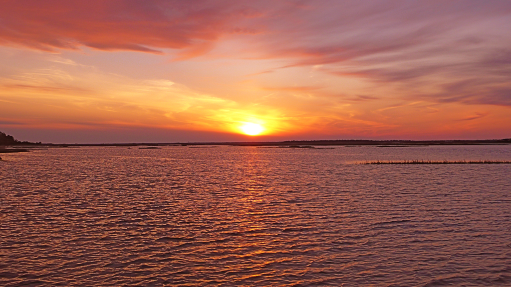 Bogue Sound Sunset