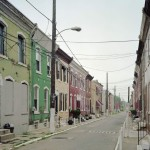 A street in inner city Philadelphia