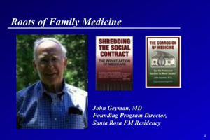 Doctor John Geyman