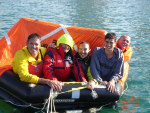 sea survival course coastal safety sea school