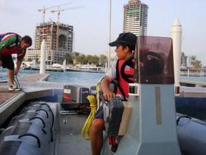 Coastal Safety RYA Sea School Dubai UAE