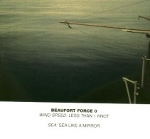 coastal safety Beaufort wind force scale sea photo