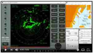 radar simulator radio training