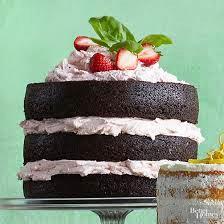 captain dark chocolate cake
