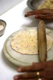 Pol Coconut Roti Short Eat Snack Sri Lanka 6