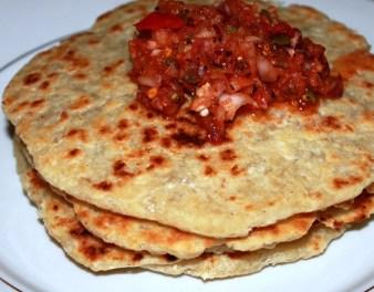 Pol Coconut Roti Short Eat Snack Sri Lanka 7