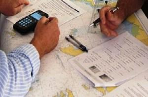 passage planning boat ship yacht chart gps chartplotter 2