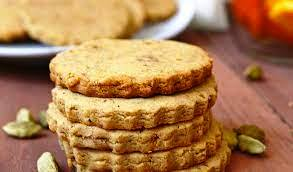 Cardamom Orange Cookies 3