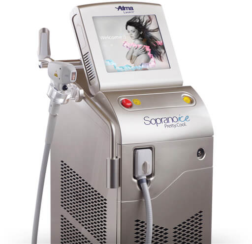 Laser Hair Removal Soprano Ice Coastal Skin Solutions
