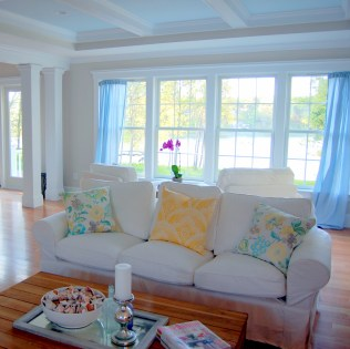 Pleasant Cove Living Room