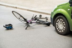 cycling crash