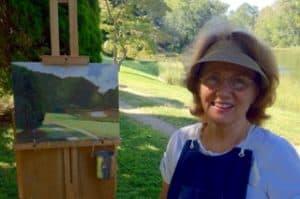 Mary Gregory Plein Air Artist