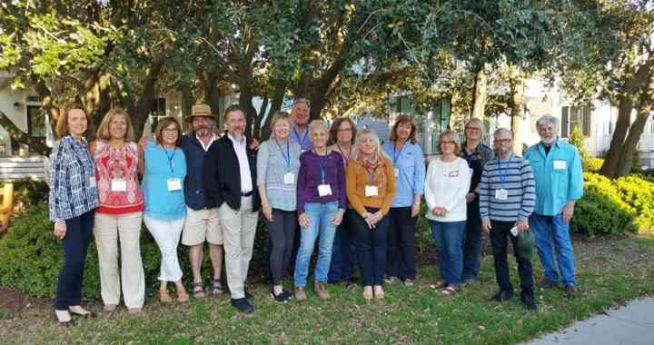 Coastal VA Plein Air Artists and Organizers