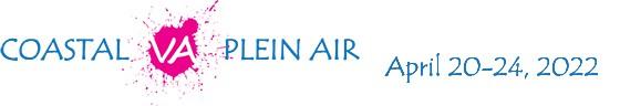 Coastal VA Plein Air | April 20-24, 2022 | Norfolk, VA