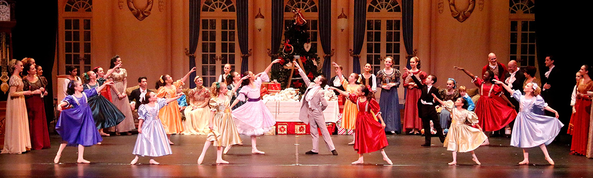 Party Scene – Nutcracker 2015