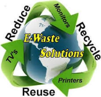 e-Waste logo