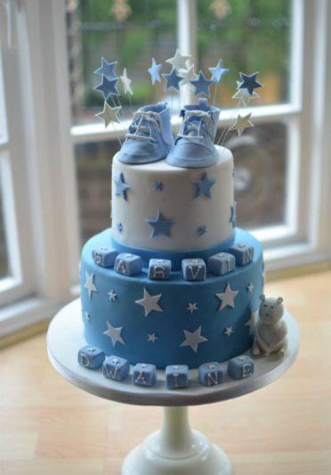 Christening Cakes And Baptism Cakes Hampshire Dorset