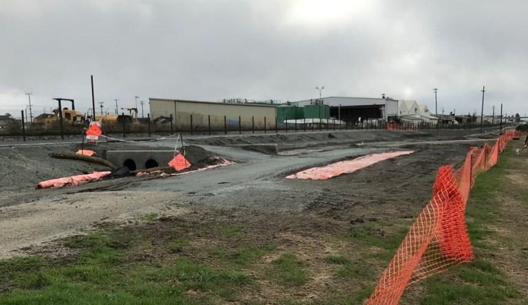 Segment 18 Watsonville Slough Trailhead