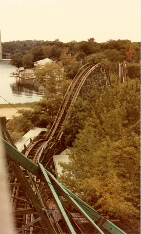 Wildcat Photo From Bertrand Island Amusement Park