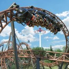Copperhead Strike - Carowinds - 2019 Roller Coaster - Corkscrew - 1100