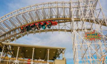 Review: Mine Blower at Fun Spot America