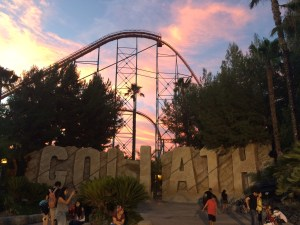 Six Flags Magic Mountain Trip Report