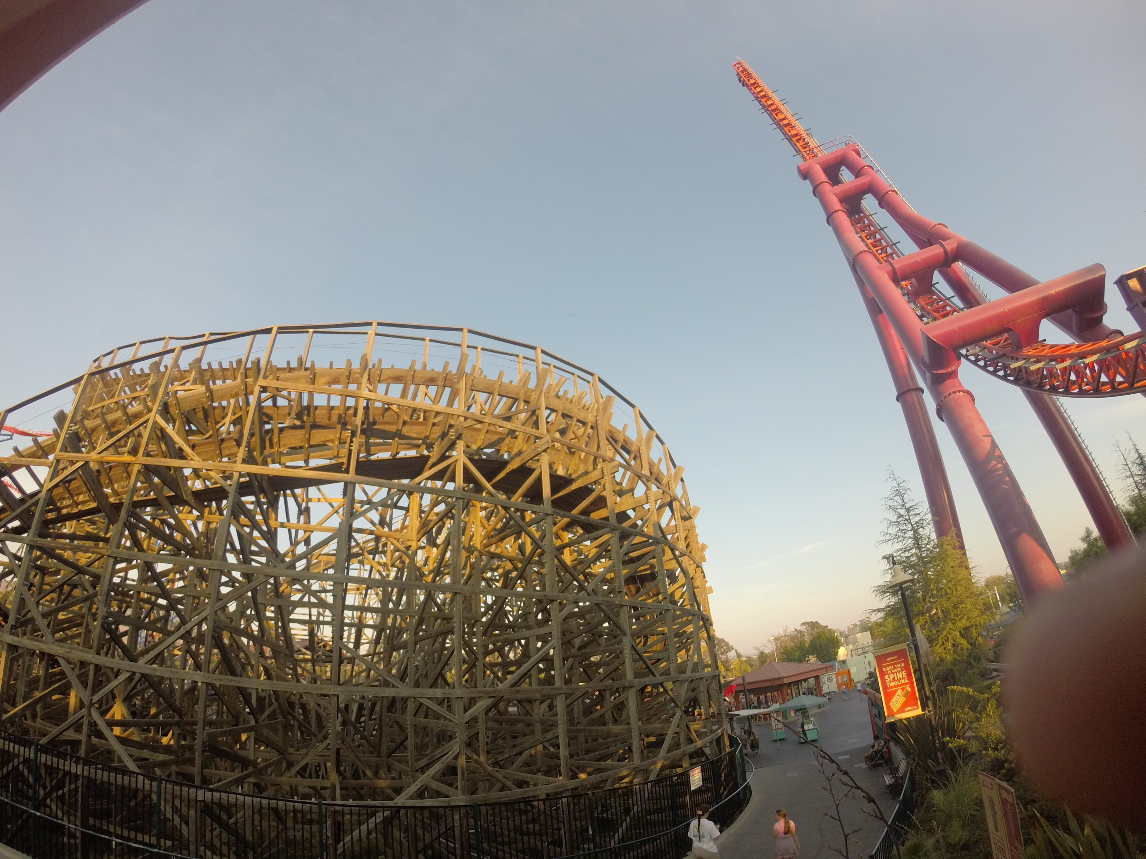 Roar Closes Forever (Six Flags Discovery Kingdom Trip Report ...