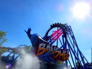 Banshee Ride Review