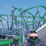 My Crazy Quick Trip to Six Flags America