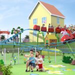 Rides & Attractions Revealed for Peppa Pig Theme Park