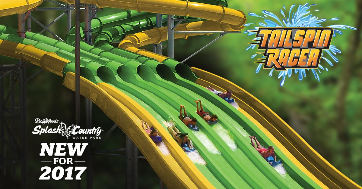 Dollywood Announces Tailspin Racer For 2017 Coaster Hub