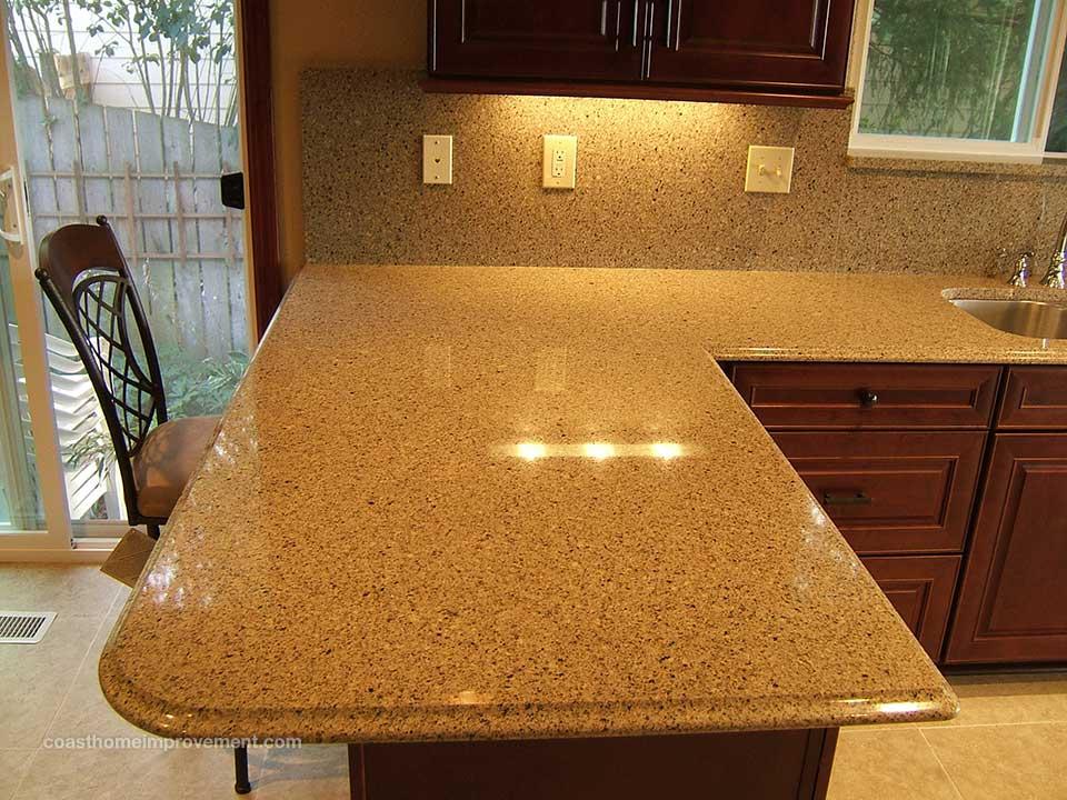 Granite Quartz And Corian Countertops Design And