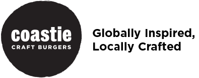 Coastie Craft Burgers - Globally Inspired, Locally Crafted