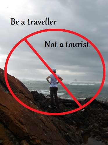 Shove your travel snobbery in your backpack!