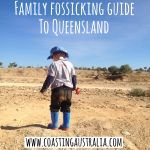 The Ultimate Family Fossicking Guide to Queensland!