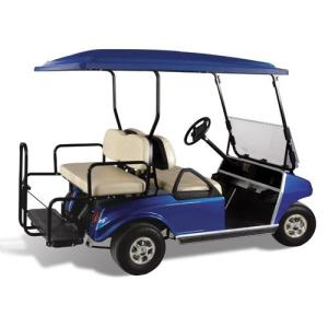 Lifted Yamaha Golf Cart