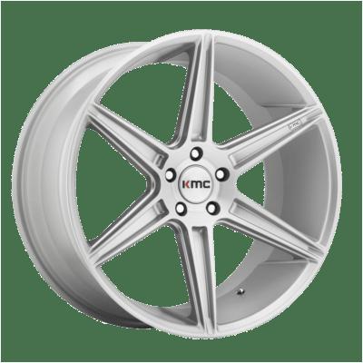 KMC Wheels KM711 Silver