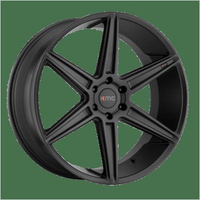 KMC Wheels KM712 Black