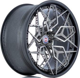 HRE 3D Printed Titanium Wheel