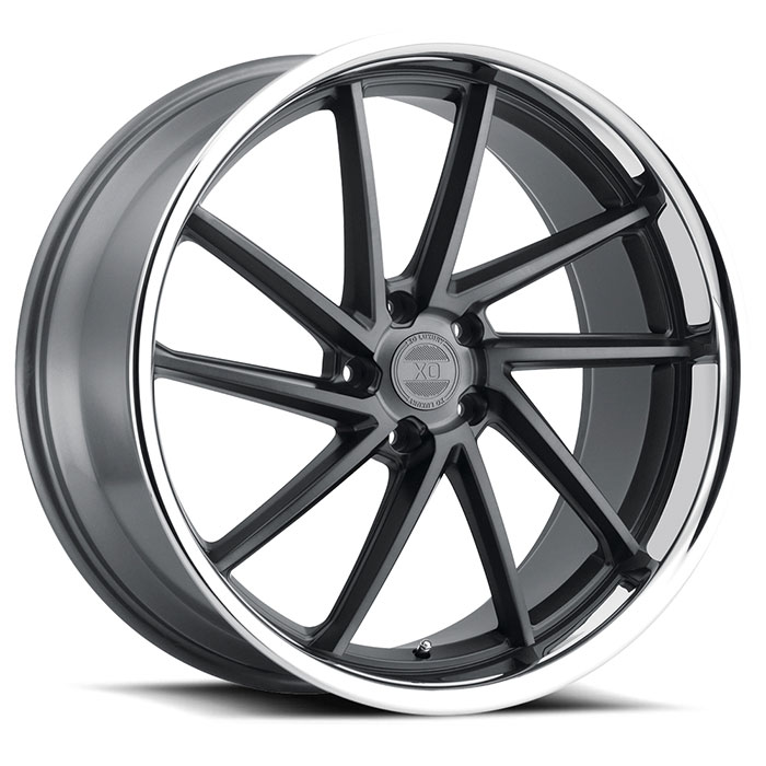 luxury-wheels-rims-xo-florence-brushed-gunmetal-stainless-lip