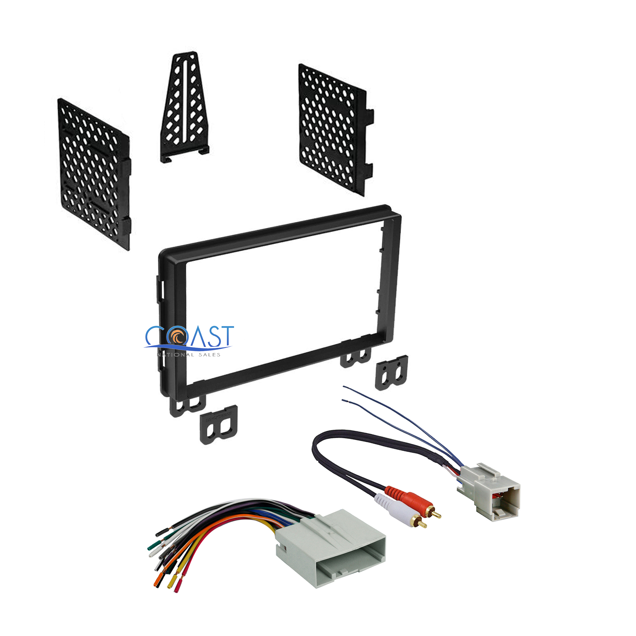 Aftermarket Stereo Wiring Adapter